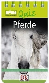 Memo Quiz Pferde