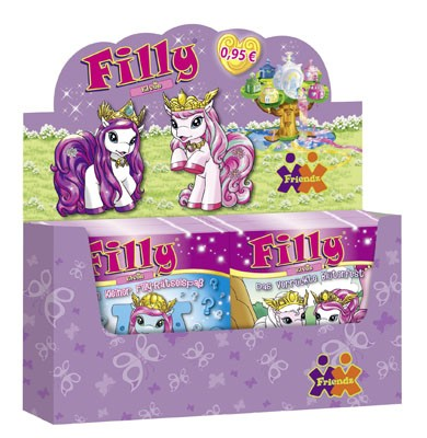 Filly Minibuch Reihe Filly Elves