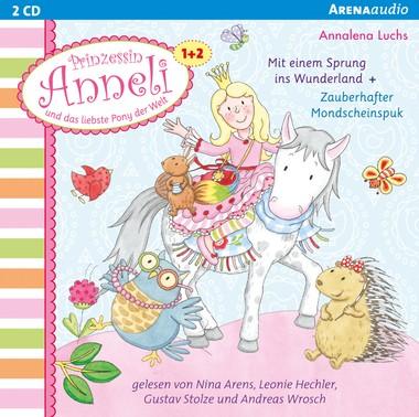 CD: Prinzessin Anneli und das liebste Pony (1 + 2)