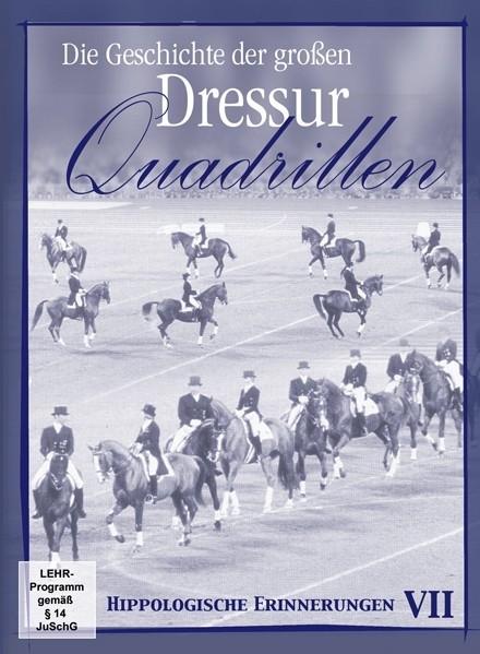 DVD Geschichte der großen Dressur-Quadrillen