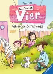Die frechen Vier (Bd.4) - Geheimcode: Schnüffelnase