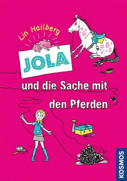 Jola und die Sache mit den Pferden (1)
