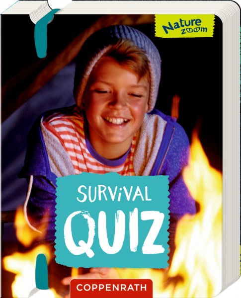 Survival-Quiz Nature Zoom