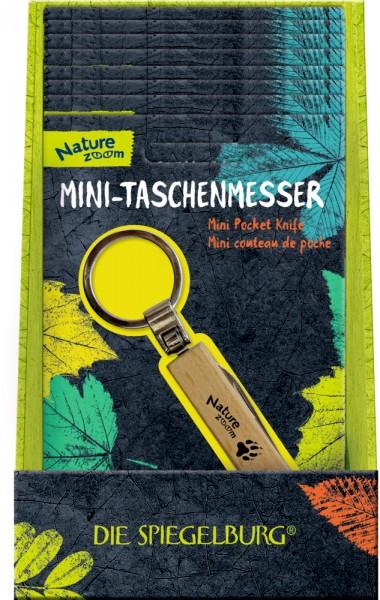 Mini-Taschenmesser NatureZoom