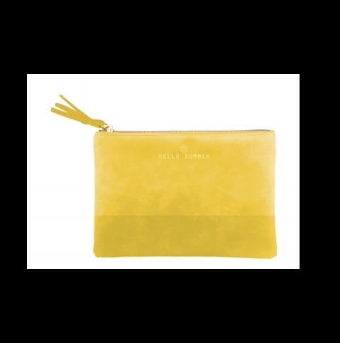 Little secrets Taschenzauber - mittlere gelb