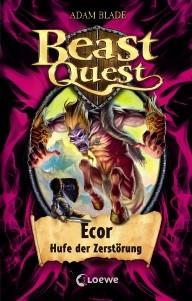 Beast Quest, Band 20 » Ecor, Hufe der Zerstörung «