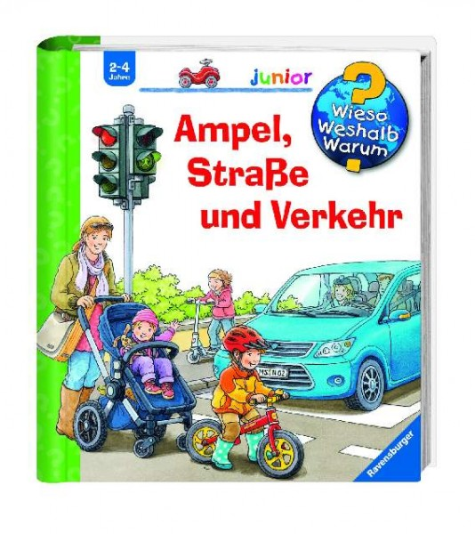 www Junior Nr. 48 - Ampel, Straße, Verkehr