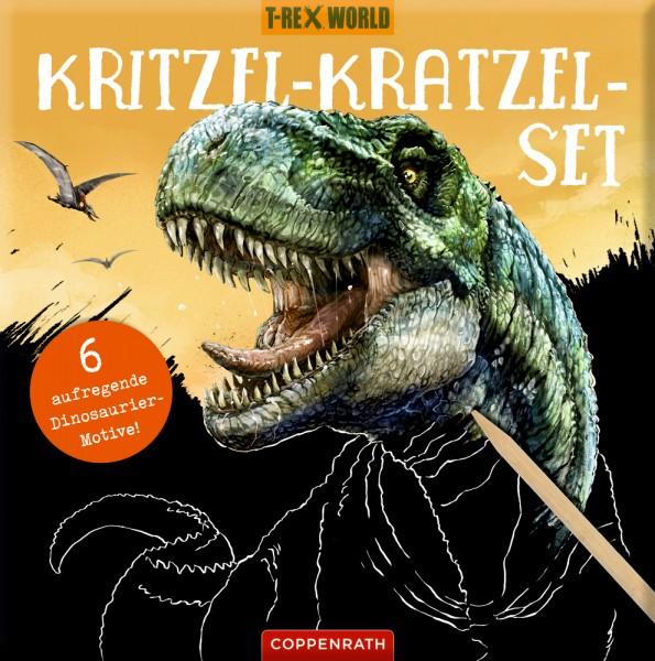 Kritzel-Kratzel-Set T-Rex
