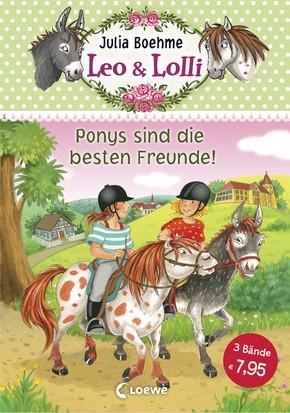 Sammelband - Leo & Lolli – Ponys sind die besten Freunde!