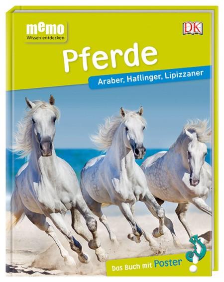 memo Pferde - Araber, Haflinger, Lipizzaner