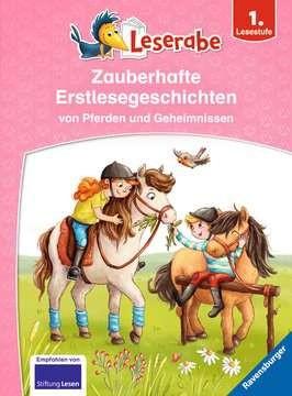 Zauberhafte erstlesegeschichten von Pferden u. Geheimnissen