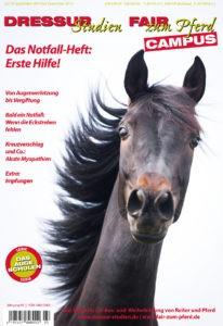 Dressurstudien 3/19 Das Notfall-Heft: Erste Hilfe!