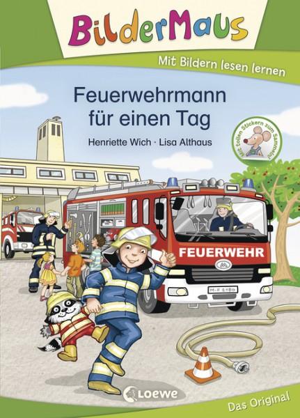 Feuerwehrmann für einen Tag - Bildermaus