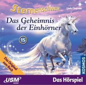 Sternenschweif CD 15 - Geheimniss der Einhörner