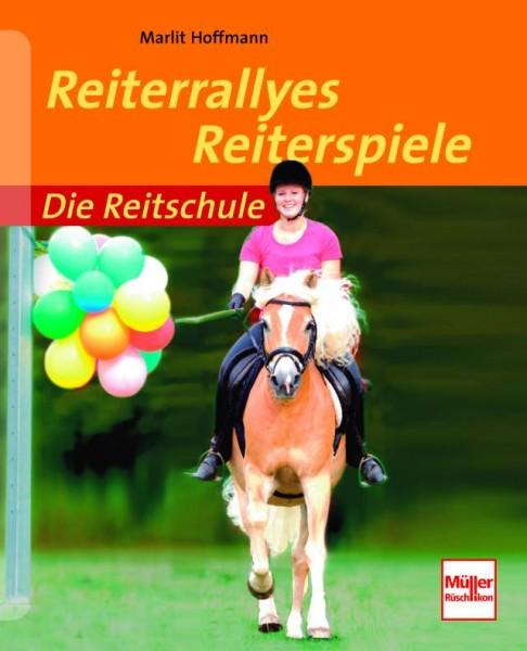Die Reitschule - Reiterrallyes - Reiterspiele