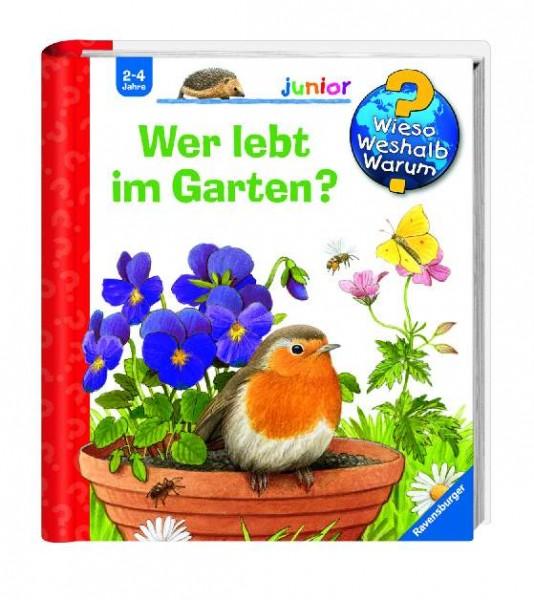www Junior Nr. 49 - Wer lebt im Garten ?