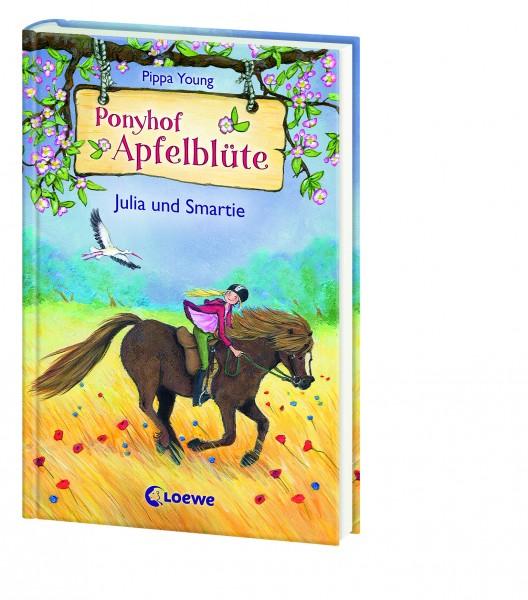Ponyhof Apfelblüte – Bd. 6 - Julia und Smartie