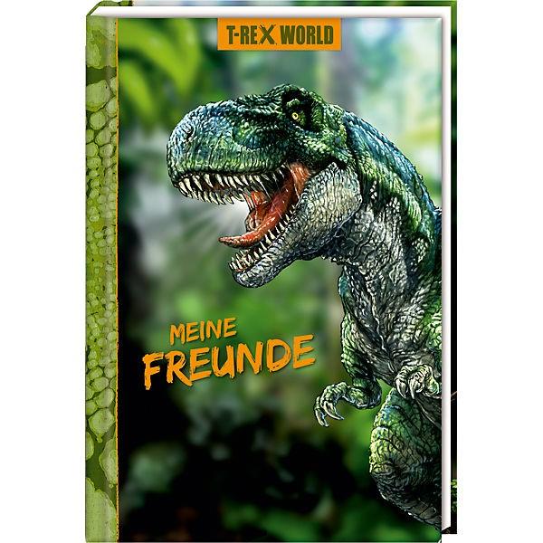 Freundebuch T-Rex