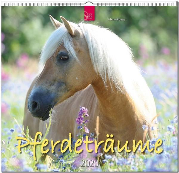 Pferdeträume 2020 - Original STÜRTZ-Kalender