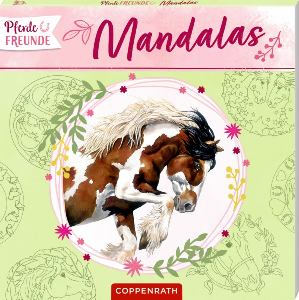 Pferdefreunde - Mandalas