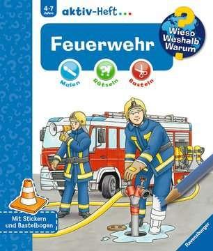 www aktiv Heft Feuerwehr