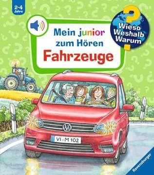 W.W.W. Mein junior zum Hören Fahrzeuge