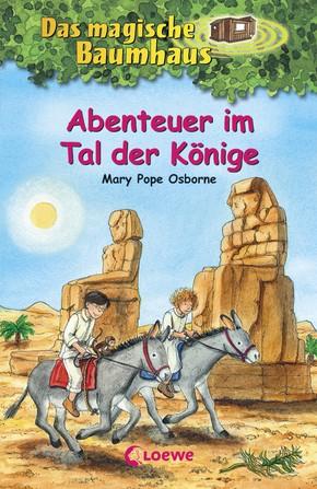 Das magische Baumhaus – Abenteuer im Tal der Könige (Band 49)