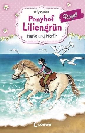 Ponyhof Liliengrün Royal - Marie und Merlin