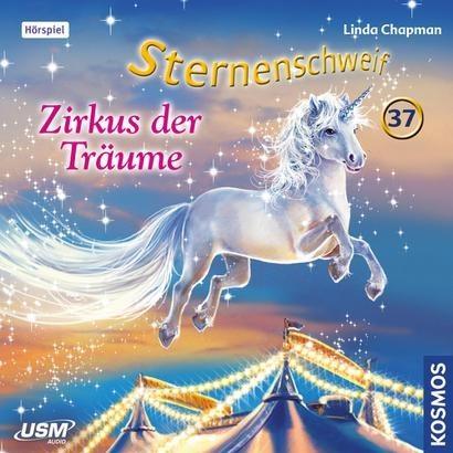 Sternenschweif, 37, Zirkus der Träume - Audio-CD