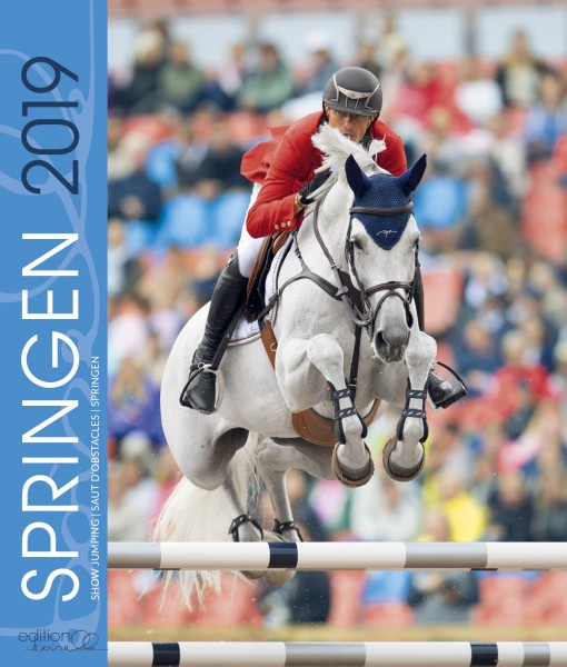 Sportkalender Springen 2019 Boiselle