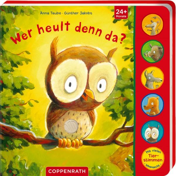 Bilderbuch: Wer heult denn da?