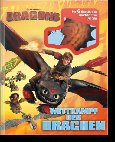 Dragons - Wettkampf der Drachen