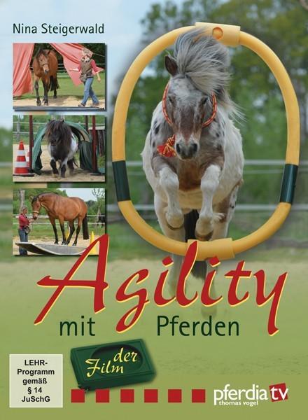 DVD-Agility mit Pferden - Der Film