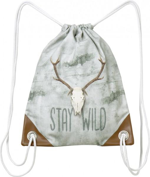 STAY WILD - Rucksack