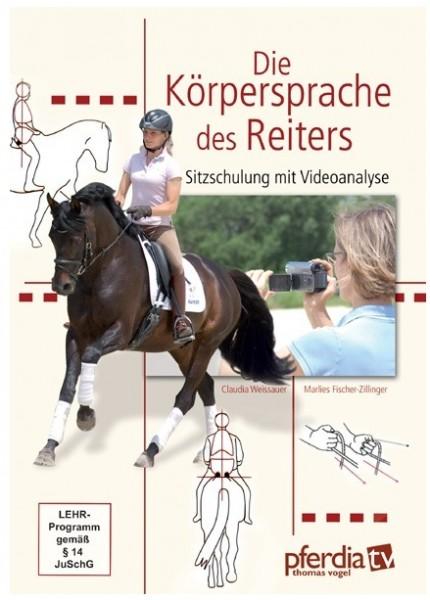 DVD Die Körpersprache des Reiters