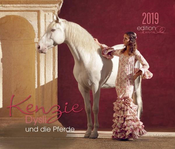 Kenzie Dysli und die Pferde 2019