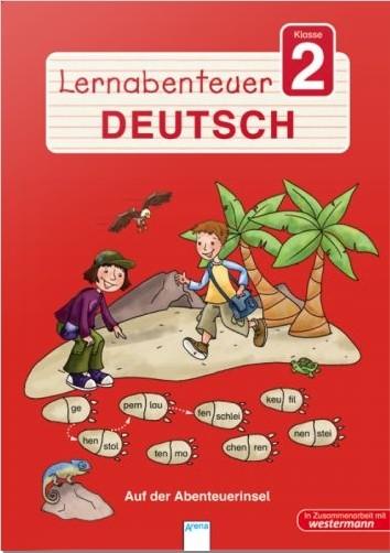 Lernabenteuer Deutsch 2. Klasse