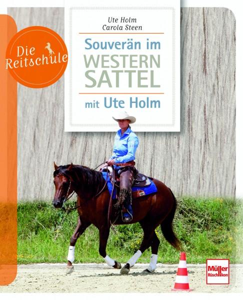 Souverän im Westernsattel - mit Ute Holm
