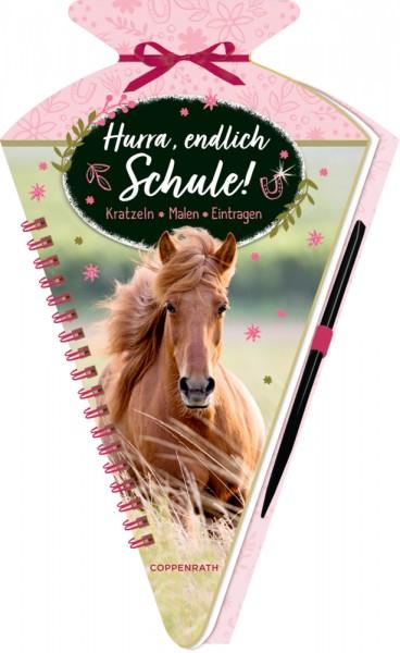 Pferdefreunde - Hurra endlich Schule!