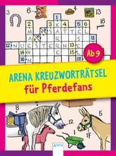 Arena Kreuzworträtsel für Pferdefans ab 9