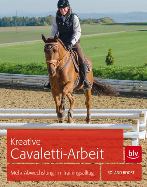 Kreative Cavaletti-Arbeit