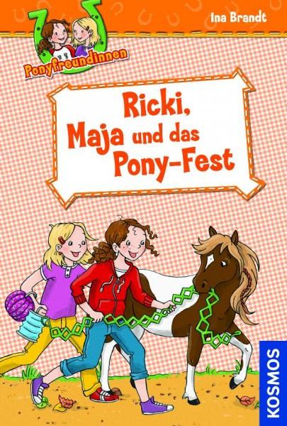 Ricki, Maja und das Pony-Fest