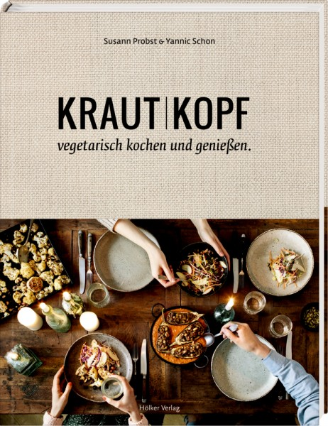 Krautkopf - vegetarisch kochen und genießen