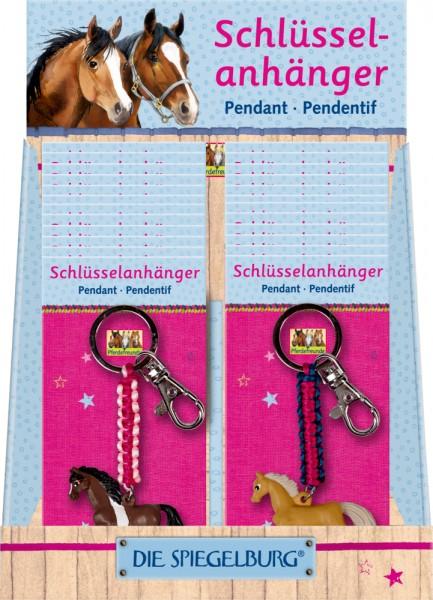 Pferdefreunde: Schlüsselanhänger NEU