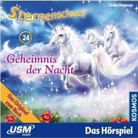 Sternenschweif CD 24 Geheimnis der Nacht