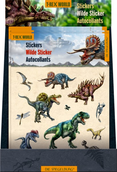 Sticker T-Rex