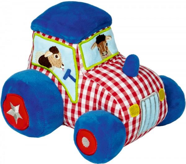 Traktor mit Vibrations- und Soundmodul BabyGlück