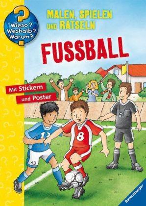 www. Malbuch - Fußball
