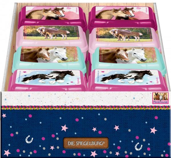 Mini-Snackbox Pferdefreunde neu