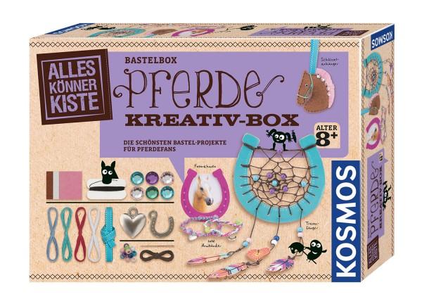 Pferde-Kreativbox Die schönsten Bastelprojekte für Pferdefans